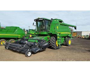 John Deere 9660 WTS Combine Harvester