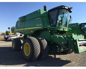 John Deere 9870 STS Combine Harvester