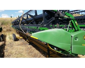John Deere 635F Combine Header