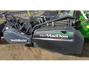 MAC DON PW7 Combine Header