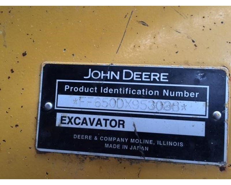 john deere 650 dozer operators manual