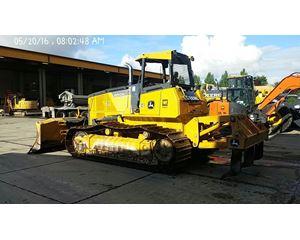 John Deere 850K Crawler Dozer
