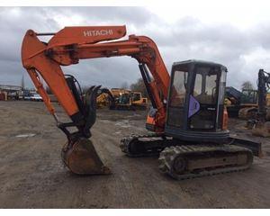 Hitachi EX75UR Crawler Excavator