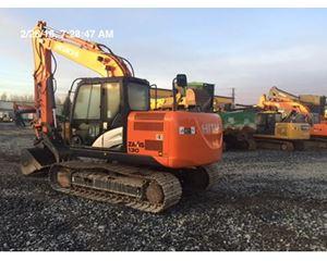 Hitachi ZX130 LCN-5B Crawler Excavator