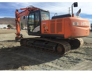 Hitachi ZX2105 Crawler Excavator