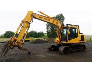 Hyundai 140LC-7 Crawler Excavator