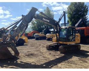 John Deere 130G Crawler Excavator