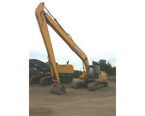 John Deere 200C LC Crawler Excavator