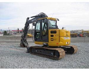 John Deere 75G Crawler Excavator