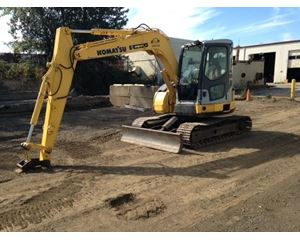 Komatsu PC78US Crawler Excavator