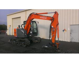 Hitachi ZX75-3 Excavator