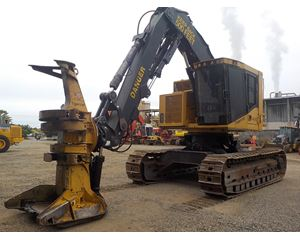 Tigercat LX830 Feller Buncher