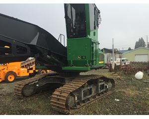 John Deere 2154D Forestry Equipment