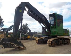 John Deere 3754 Forestry Equipment