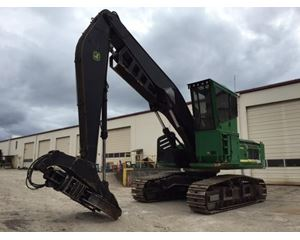 John Deere 3754D Forestry Equipment