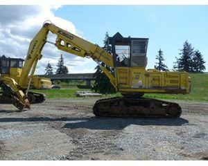 Kobelco SK330 Forestry Equipment