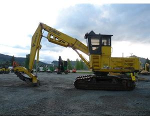 Kobelco SK330 Forestry Equipment