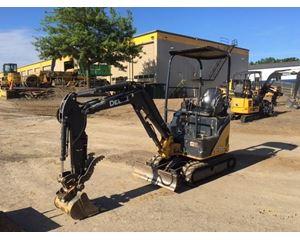 John Deere 17D Mini Excavator