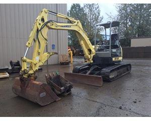 Yetter VIO455 Mini Excavator