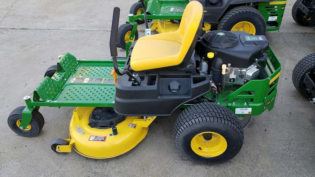 2016 john deere z335e riding lawn mower for sale 10 hours moscow id gg014723. Black Bedroom Furniture Sets. Home Design Ideas