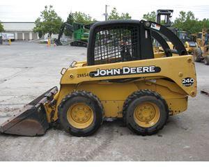 John Deere 240 II Skid Steer Loader