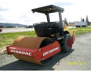 Dynapac CA152D Smooth Drum Compactor