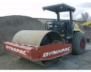 Dynapac CA250D Smooth Drum Compactor