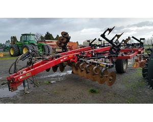 CASE 730C Tillage Equipment