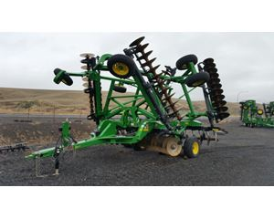 John Deere 2625 Tillage Equipment