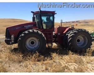 CASE 535 Tractors - 100 HP to 174 HP