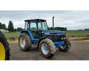 Ford 8240 Tractors - 100 HP to 174 HP