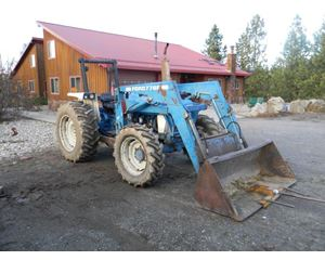 Ford 4610 Tractors - 40 HP to 99 HP