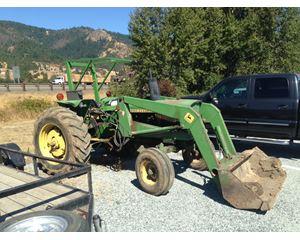 John Deere 2030 Tractors - 40 HP to 99 HP