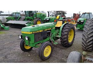 John Deere 2355N Tractors - 40 HP to 99 HP