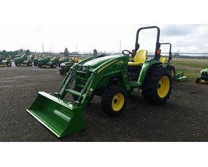 John Deere 4520 Tractors - 40 HP to 99 HP