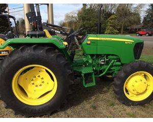 John Deere 5075E Tractors - 40 HP to 99 HP