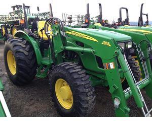 John Deere 5075M Tractors - 40 HP to 99 HP