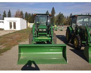 John Deere 5083E Tractors - 40 HP to 99 HP