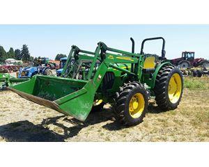 John Deere 5085M Tractors - 40 HP to 99 HP