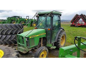 John Deere 5320N Tractors - 40 HP to 99 HP