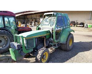 John Deere 5500 Tractors - 40 HP to 99 HP