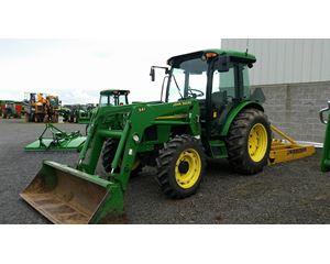 John Deere 5520 Tractors - 40 HP to 99 HP