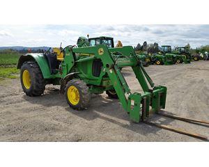 John Deere 6120L Tractors - 40 HP to 99 HP