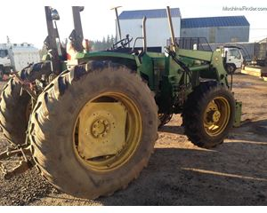 John Deere 6400 Tractors - 40 HP to 99 HP
