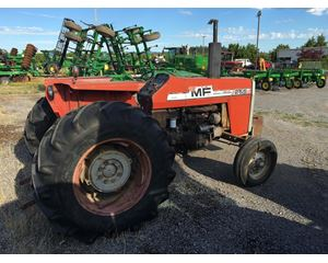 Massey Ferguson 255 Tractors - 40 HP to 99 HP