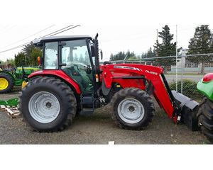 Massey Ferguson 4610 Tractors - 40 HP to 99 HP