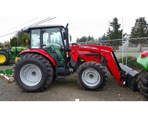 Massey Ferguson 4610 Tractors - 40 HP to 99 HP