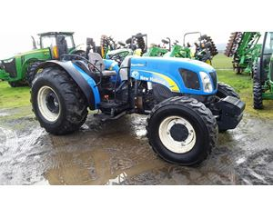 New Holland T4050 Tractors - 40 HP to 99 HP