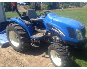 New Holland TC40DA Tractors - 40 HP to 99 HP