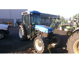 New Holland TN95FA Tractors - 40 HP to 99 HP